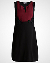 Anna Field Curvy Jerseykjole black/port royal