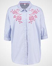 Seidensticker Skjorte blau/weiß/rot