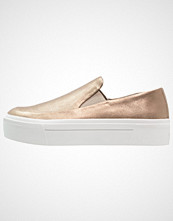 DKNY BESSIE Slippers soft gold
