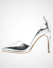 Zign Høye hæler silver