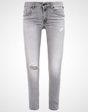 Replay LUZ Jeans Skinny Fit destroyed denim/grey denim