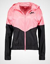Nike Sportswear Lett jakke bright melon/black/black