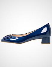 Högl Klassiske pumps blau