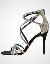 Faith LIZZIE Sandaler med høye hæler metallic