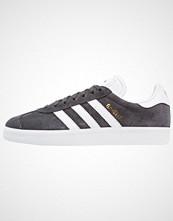 Adidas Originals GAZELLE Joggesko utility black/white/gold metallic