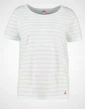 Armor-Lux MARINIÈRE HERITAGE Tshirts med print blanc/eau