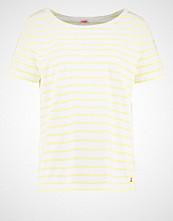 Armor-Lux MARINIÈRE HERITAGE Tshirts med print blanc/pop