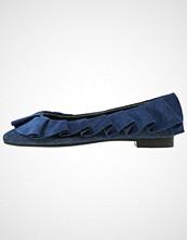 Stylesnob ALICE Ballerina denim/blue