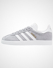 Adidas Originals GAZELLE Joggesko mid grey/white/gold metallic