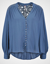 Free People CANYON ROSE Skjorte blue