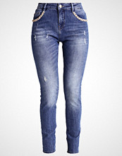 Mos Mosh BRADFORD Slim fit jeans blue denim
