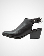 Pieces PSLAURA Ankelboots black
