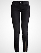 G-Star GStar LYNN ZIP GRIP MID SKINNY Jeans Skinny Fit slander black superstretch