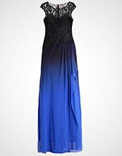 Luxuar Fashion Ballkjole schwarz/blau