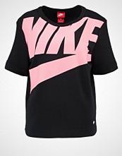 Nike Sportswear Genser black/bright melon