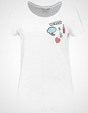 Rich & Royal Tshirts med print white