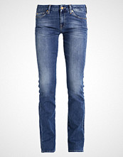 7 For All Mankind KIMMI Straight leg jeans lasered ny light