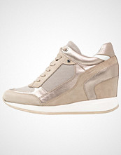 Geox NYDAME Joggesko light taupe