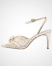 Office MILLIE Sandaler med høye hæler gold
