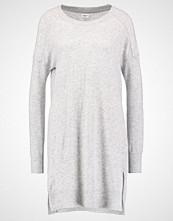 Object OBJVICTORIA Strikket kjole light grey melange
