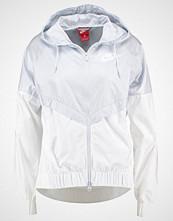 Nike Sportswear Lett jakke pure platinum/white