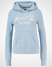 Abercrombie & Fitch CORE Hoodie blue