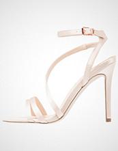 Office SABINE Sandaler med høye hæler nude