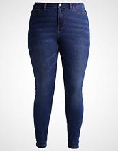 Junarose JRQUEEN Jeans Skinny Fit dark blue denim
