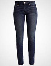 Abercrombie & Fitch Straight leg jeans dark wash