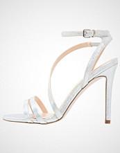 Office SABINE Sandaler med høye hæler silver