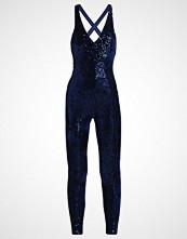 Miss Selfridge Jumpsuit navy blue