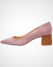 Gardenia MIE Klassiske pumps old rose/brown