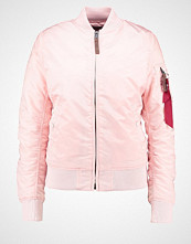 Alpha Industries MA1  Bombejakke light pink