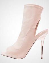 Office SPY Sandaler med høye hæler nude