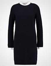 Hobbs CORRIE Strikket kjole navy/white