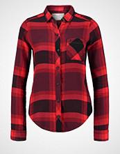 Abercrombie & Fitch XMAS Skjorte red/black
