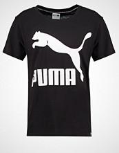 Puma Tshirts med print black