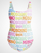 MOSCHINO SWIM Badedrakt white
