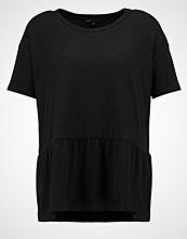 Moss Copenhagen PERNILLE  Tshirts black melange