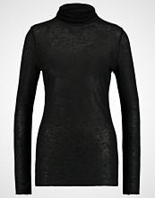 Karen by Simonsen Topper langermet black