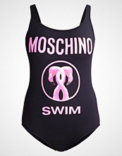 MOSCHINO SWIM Badedrakt black
