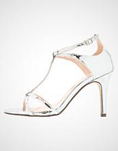 Paradox London Pink PEYTON Sandaler med høye hæler silver