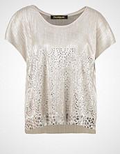 Desigual LOLAS Tshirts med print gris/plata