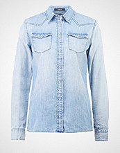 Replay Skjorte blue denim