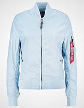 Alpha Industries Bombejakke air blue