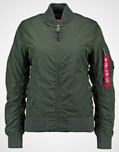 Alpha Industries Bombejakke sage green