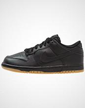 Nike Sportswear DUNK LOW Joggesko black/dark grey/light brown