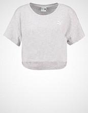 Puma Tshirts light gray heather