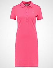 Lacoste Sommerkjole sirop pink
