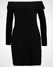 Miss Selfridge Strikket kjole black
